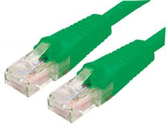 PRO SIGNAL B6LZ-615G  Lead Cat 6 Snagless Lsoh Green 15M